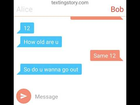 Bob and Alice are together