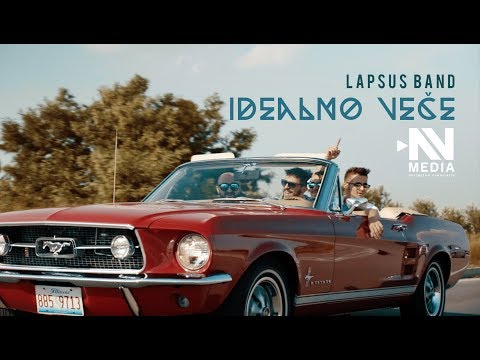 Lapsus Band - Idealno vece (Official video - 4K) NOVO 2017