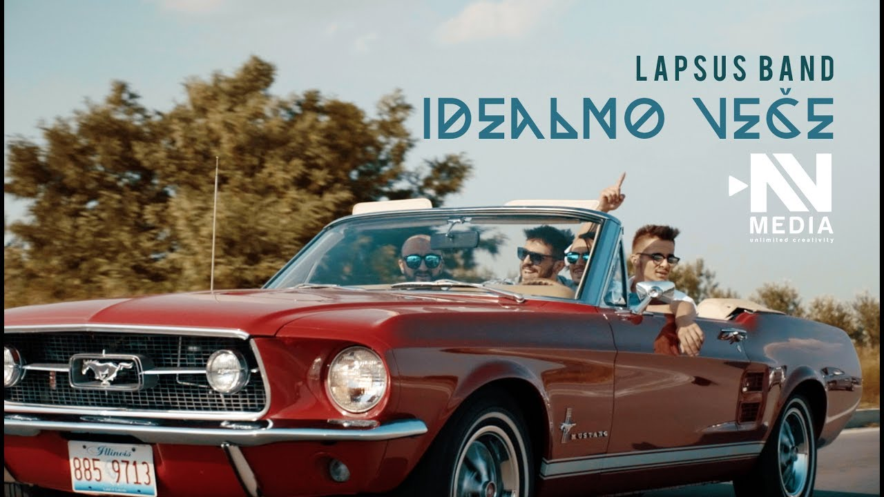 Lapsus Band - Idealno vece (Official Video)