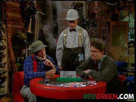 """Possum Lodge Word Game -  """"Fair"""""""