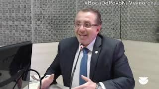 Entrevista com Dr. Mansour Elias Karmouche - Programa Boca do Povo - 25/06/2019