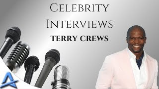 Terry Crews - Celebrity interviews (Ultra-wide)