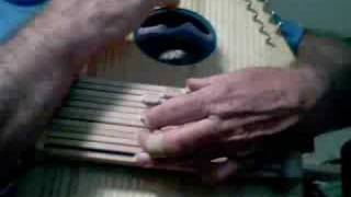 Autoharp - First Time Ever I Saw Your Face