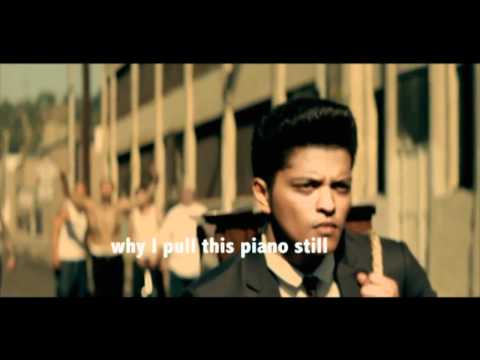 Bruno Mars - Grenade Literal Version...
