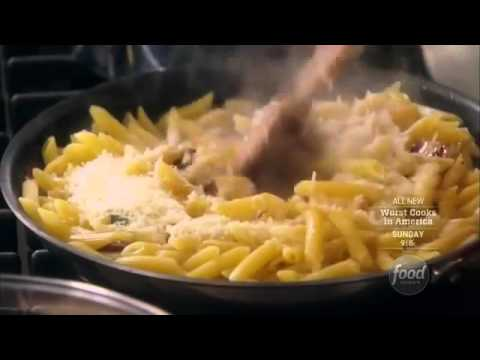 Penne with Treviso and Goat Cheese Best Recipes