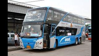 Wheels On The Bus | Song Nursery Rhymes 4 Kids | Pattaya Thailand Bus | HT BabyTV ✔︎