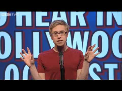 Unlikely Lines to Hear in a Hollywood Blockbuster - Mock the Week - Series 8 Episode 3 - BBC Two