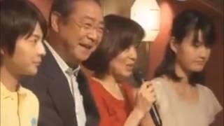 NHK朝ドラ「あまちゃん」で足立家の両親を演じた八木亜希子と平泉成が ...