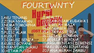 Album Fourtwnty Terbaru 2021 KURSI GOYANG | Satu Setengah Jam