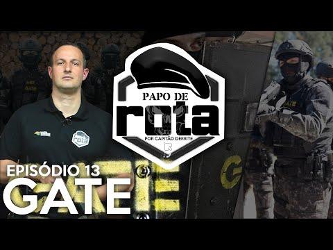 PAPO DE ROTA ESPECIAL - GATE - episódio 13