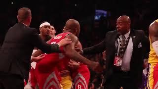 Rajon Rondo vs Chris Paul // SLOW MOTION