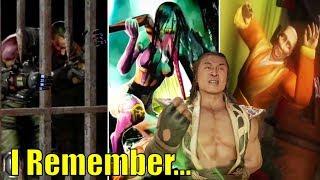 Shang Tsung Remembering 11 Past Events - MORTAL KOMBAT 11