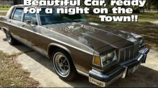 Tommys 1984 Buick Electra Park Avenue  Grey