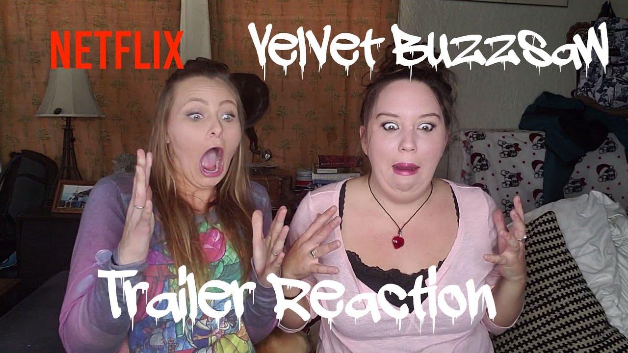 Download Velvet Buzzsaw Official Trailer Reaction