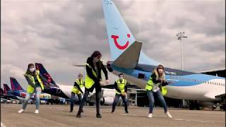 Dance Challenge Brussels Airport 2020