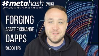 #METAHASH A DECENTRALIZED NETWORK WITH ASSET EXCHANGE, FORGING, AND DAPPS