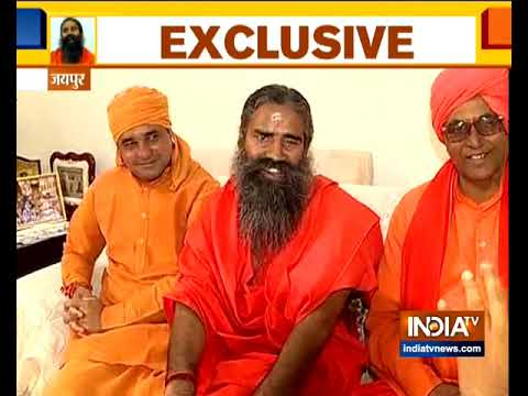 Foreign funding is being used to stop Modi from becoming Prime Minister again: Baba Ramdev