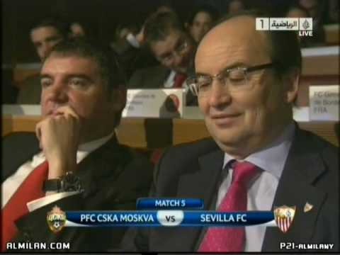 Champions league round 16 Draw 2009\2010 NEW !!