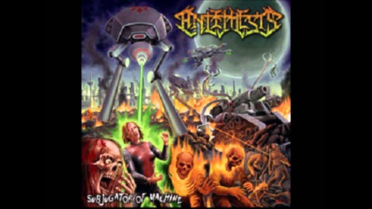 antithesis metal archives Albumi antithesis encyclopaedia metallum-sivustolla (englanniksi) antithesis discogscom -sivustolla.