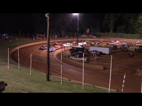 Winder Barrow Speedway Stock 4 Cylinders B's Feature Race  8/31/19