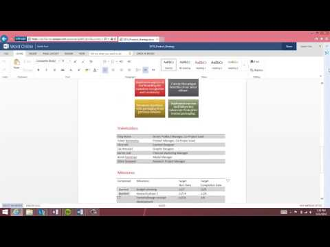 Yammer document conversations in Office 365  enabling contextual social collaboration