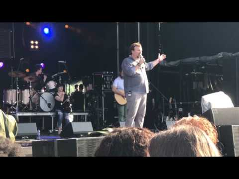 Casting Crowns Big Church Day Out 2017 - Mark Hall testimony