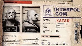 XATAR - INTERPOL.COM (Official Video) ► Produziert von MAESTRO