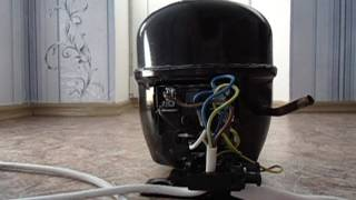 Как подключить компрессор от холодильника(, 2016-04-17T12:10:12.000Z)