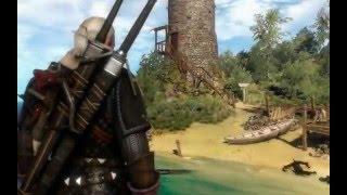 Witcher 3  где найти Доспехи новолуния реликт  Moon armor relic