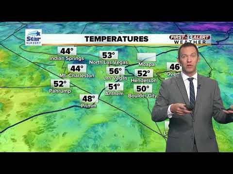 13 First Alert Las Vegas Weather April 4 Morning