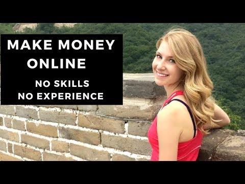 5 Ways to Make Money Online | No Skills | No Experience