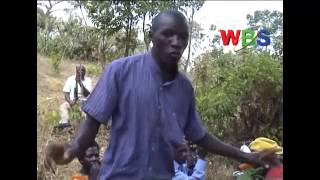 • Abaana balangidde Poliisi obujega olw'okugaana okukwata nyabwe eyatta kitaabwe thumbnail