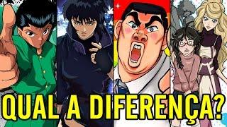 Shonen, Seinen, Shoujo e Josei: Qual é a DIFERENÇA? thumbnail
