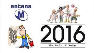 The Books oF Knjige - Gletovanje i šibanje (11.03.2016)
