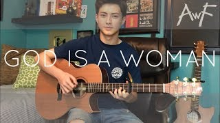 Baixar Ariana Grande - God is a Woman - Cover (Fingerstyle guitar)