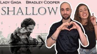 Английский язык по песням. Перевод песни Lady Gaga, Bradley Cooper - Shallow (A Star Is Born)