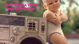 DJ AISYAH JATUH CINTA PADA JAMILAH 2018 Cover Dance BAYI JOGET LUCU