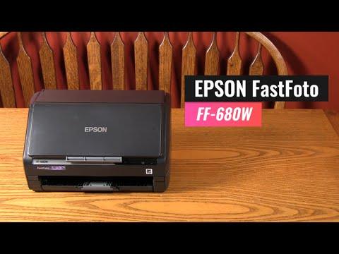 Review: Epson FastFoto FF-680W