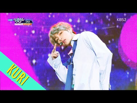 BTS(방탄소년단) - DNA STAGE MIX(교차편집)