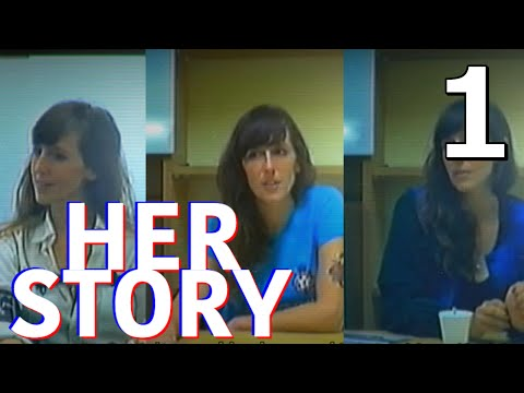 Her Story - Investigating a Murder, (100% Completion Playthrough) Manly Let's Play Pt.1