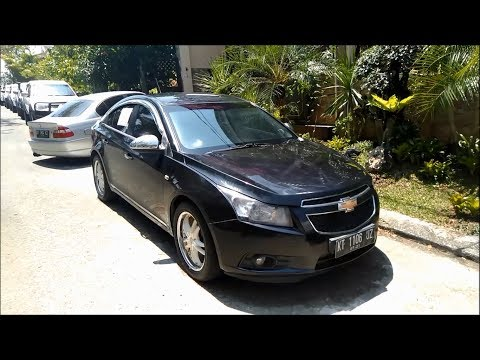Review Chevrolet Cruze LT 2010