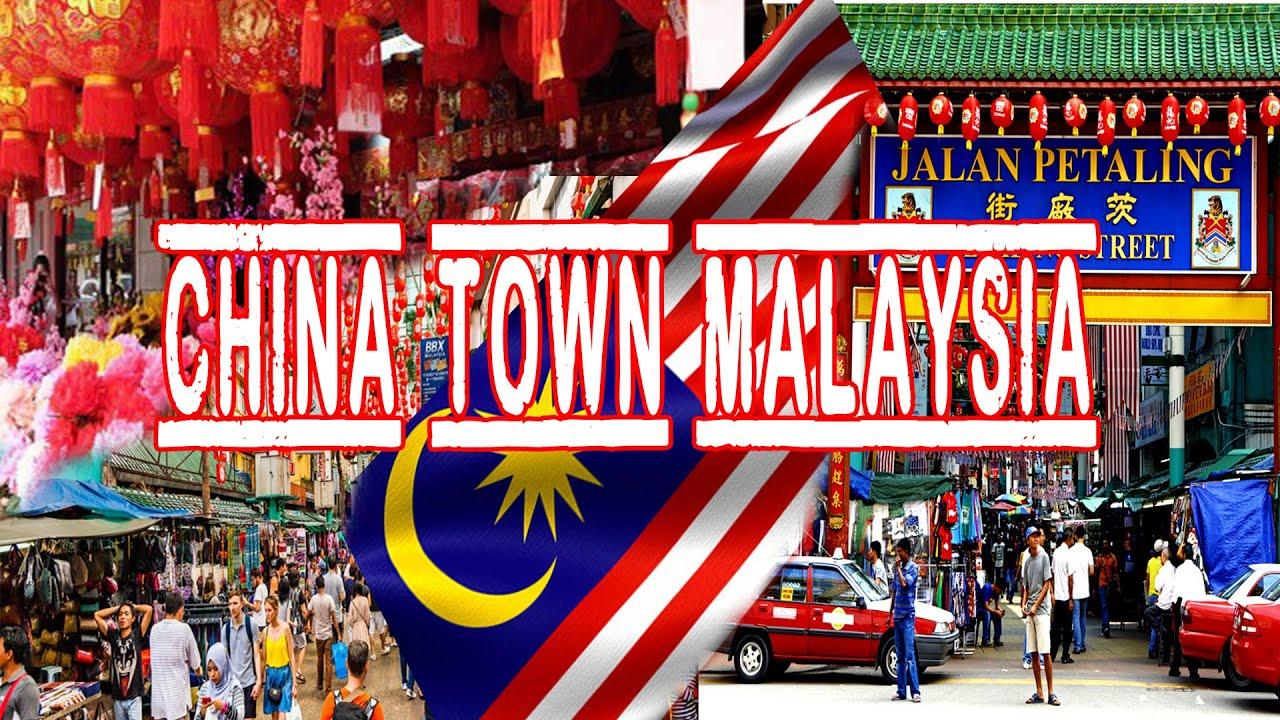 Chinatown Walking Tour Malaysia - YouTube