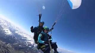Gambar cover Tandemfliegen auf über 3.000m - Frühling