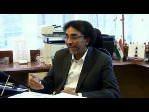 Shri Deepak Shetty Interviewed by Capt  Virendra Mishra, The Shipping Tribune