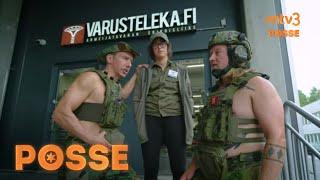 SÄTKYAKKA - KRISTA KOSONEN |POSSE 8 |MTV3