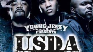 Young Jeezy - Quickie (U.S.D.A) Fast