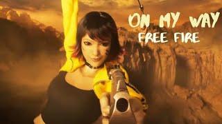 On My Way Free Fire - Alan Walker | Kelly The Swift