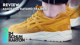 Asics Gel Kayano Trainer |Review