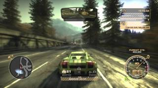 Need for Speed Most Wanted (2005 Xbox 360) Challenge Series #68
