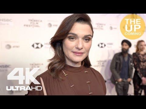 Rachel Weisz interview at Disobediencepremiere – Tribeca Film Festival 2018